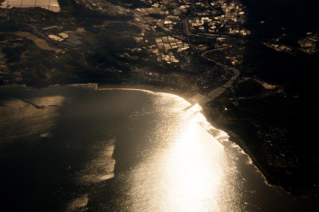 飛行機からの景色(E16-70mmF4ZA作例)