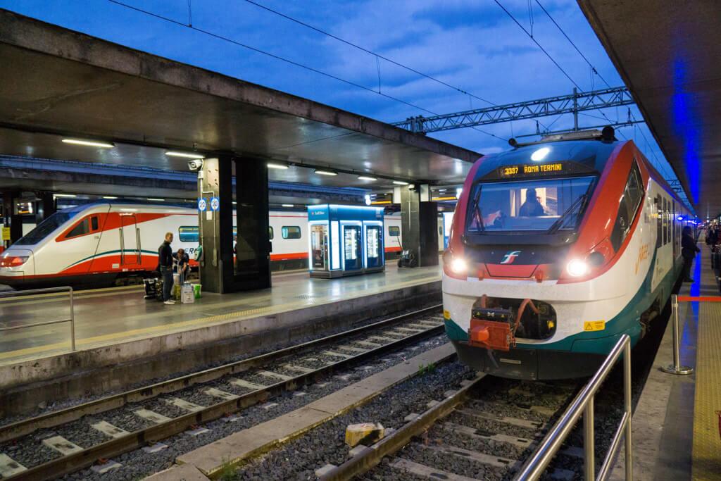 トレニタリアの高速鉄道車両