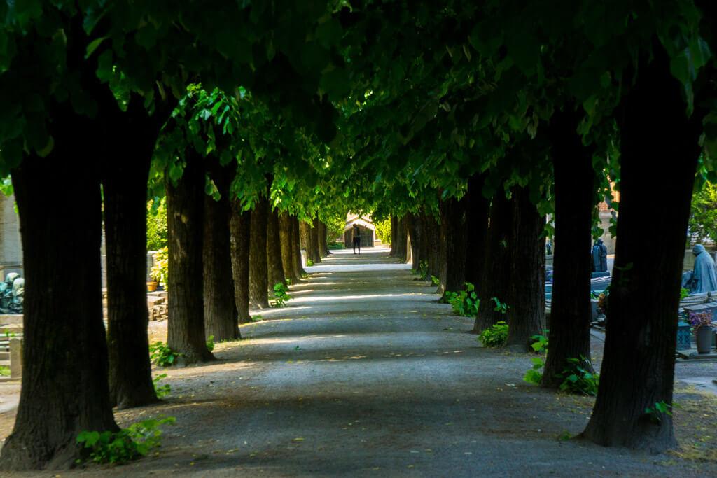 ミラノ記念墓地