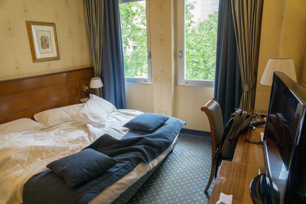 Hotel Windsor Milano(ホテル ウィンザー ミラノ)の室内