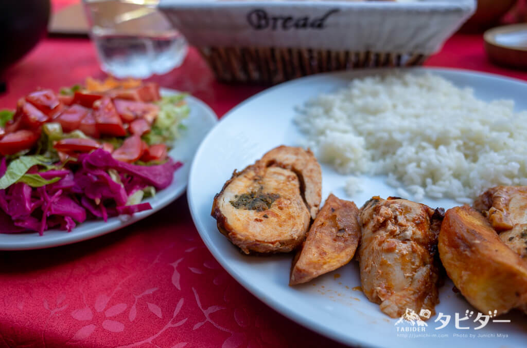 トルコ料理 鶏肉料理