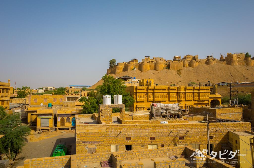 ジャイサルメールの城塞