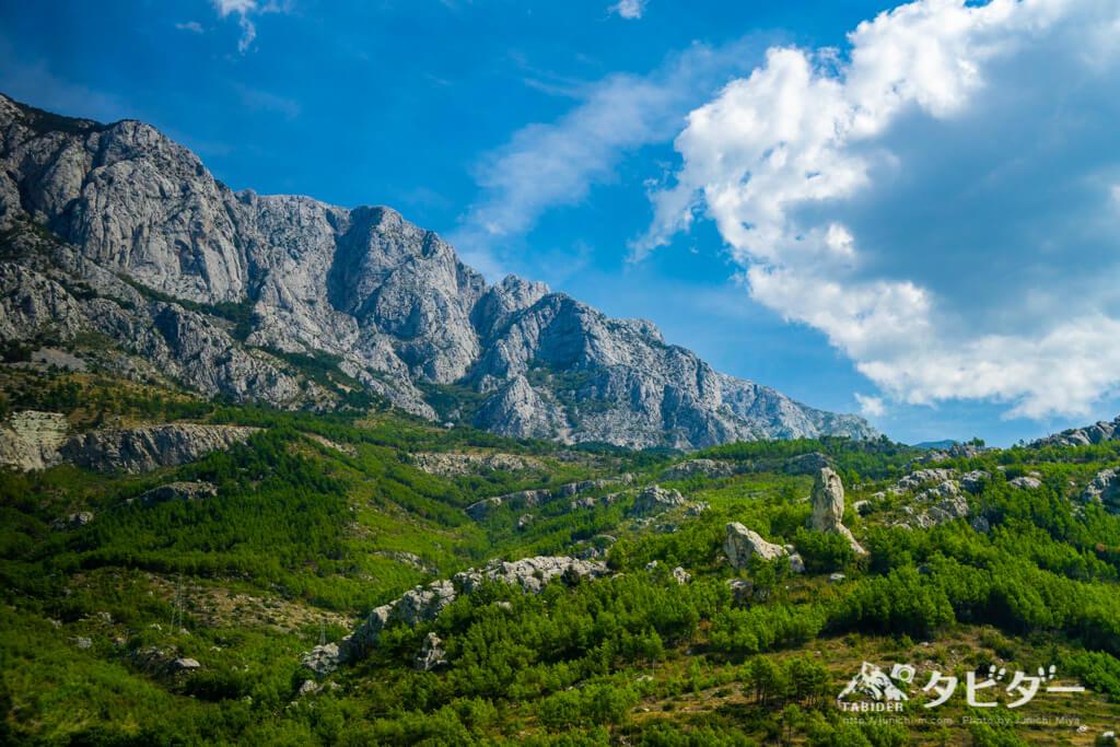 ビオコヴォ山脈