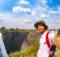 ヴィクトリアの滝(ジンバブエ側)