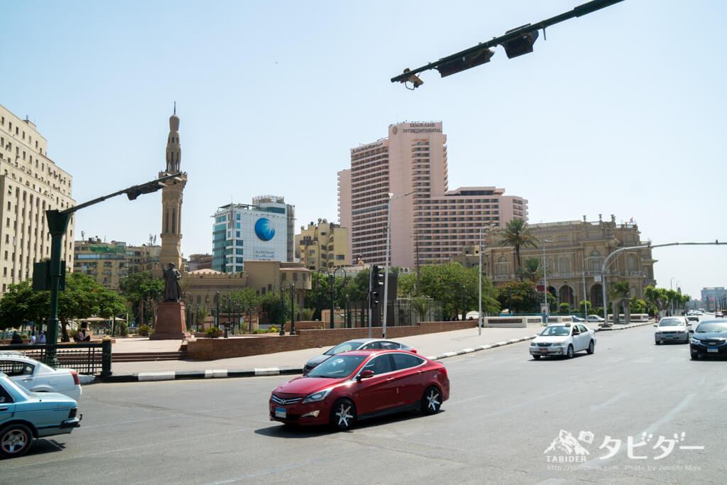 カイロのタハリール広場