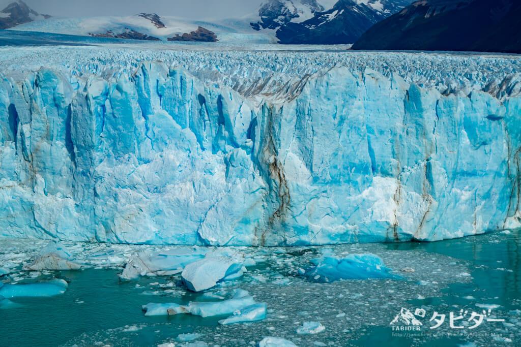 ロス・グラシアレス国立公園の氷河