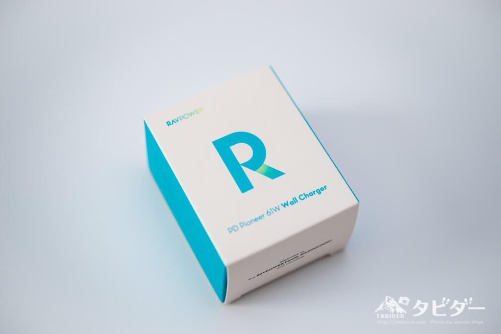 RAVPowerの箱