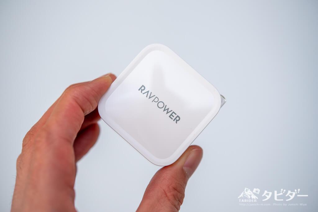 RAVPowerのサイズ感