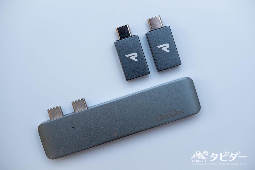 USB Type C to USB 3.0 変換アダプタ