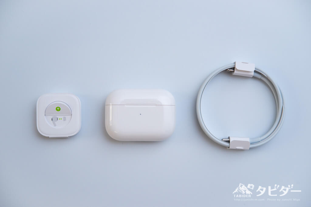 AirPods Proの付属品