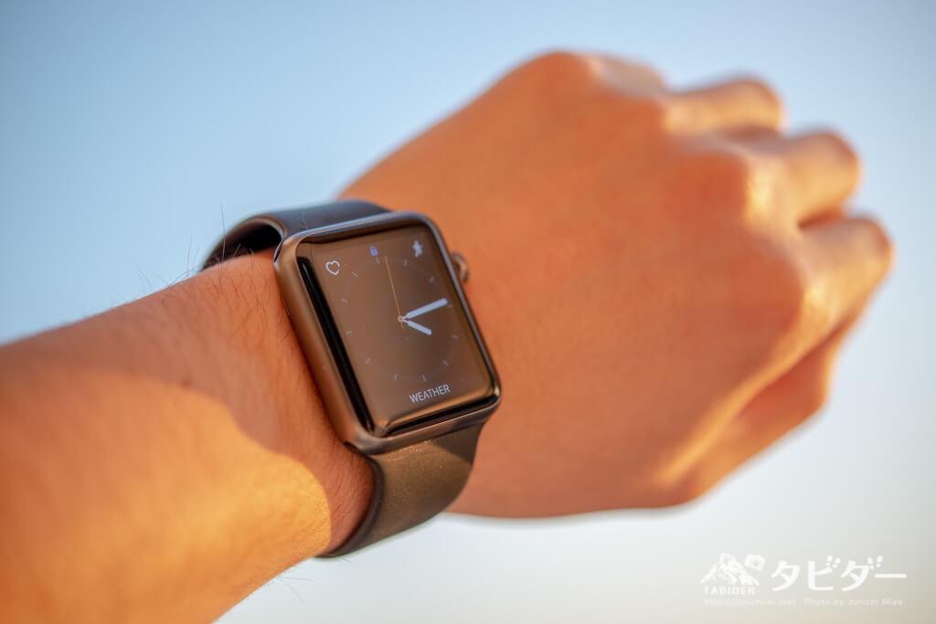Apple Watch(初期モデル/ブラック)