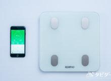 RENPHO体重・体組成計と専用の計測アプリ