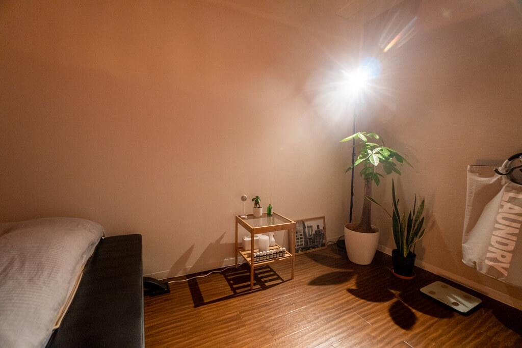イケアのLED電球「LEDARE レーダレ」の光量